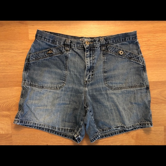 Faded Glory Pants - Blue Jean Shorts